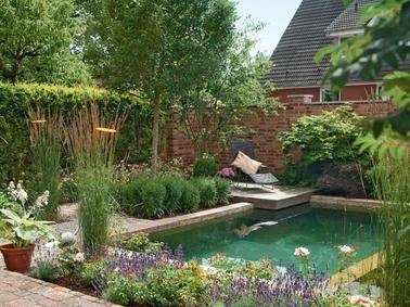 Ideal Es muss kein gro er Pool sein Auch ein kleines Tauchbecken kann einen Garten bereichern