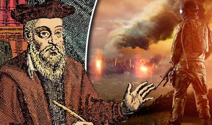 Nostradamus prophecies have baffled experts down the ages with their astonishing accuracy - and as n 2017 dawns we look at what the fabled sooth sayer has in store for us this year.