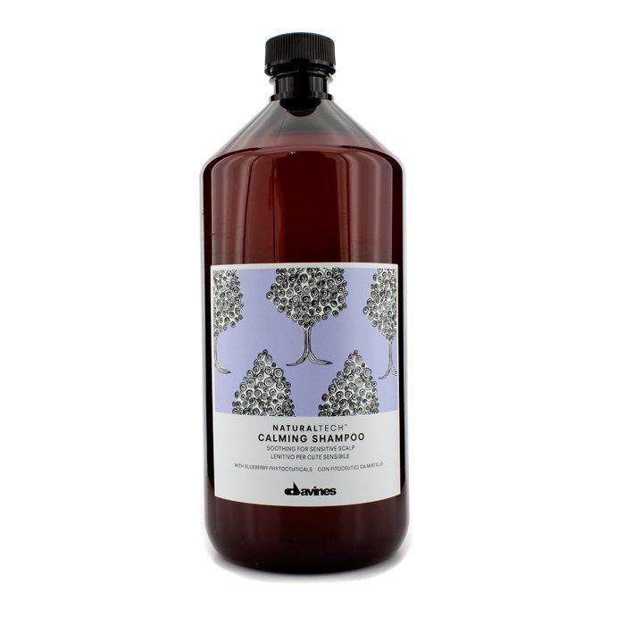 Davines Natural Tech Calming Shampoo (For Sensitive Scalp) 1000ml/33.8oz Hair Care