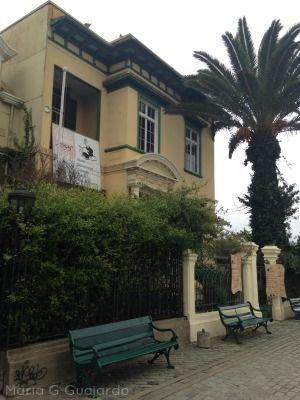 Casa de Lukas en Paseo Gervasoni Valparaiso Chile