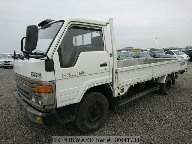 Used 1990 TOYOTA DYNA TRUCK BF641734 for Sale