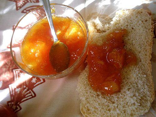 Dulceata de portocale ~ Bucatar maniac si prietenii