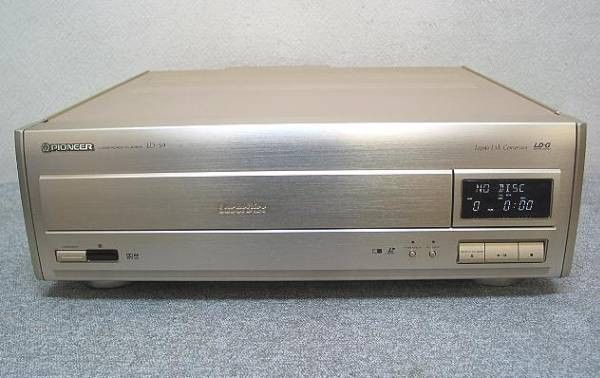 Rare High END Pioneer Laser Disk Player LD S9 Japan | eBay