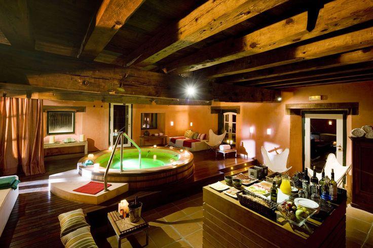 Hacienda Zorita is an enchanting hotel-bodega –  #Travel #Spain #Salamanca –  http://www.xoprivate.com/suites/hacienda-zorita/