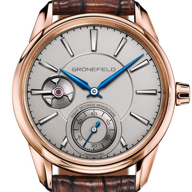 #gphg2016 Pre-selected watch - Grand Prix d'Horlogerie de Genève 2016
