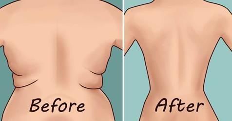 Tüntesd el a hájat a hátadról és a hónaljból ezzel a 4 egyszerű gyakorlattal - Segithetek.blog.hu