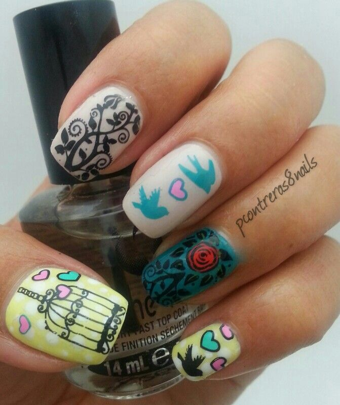 69 best moyou ideas images on pinterest make up nail for Craft smart acrylic paint walmart