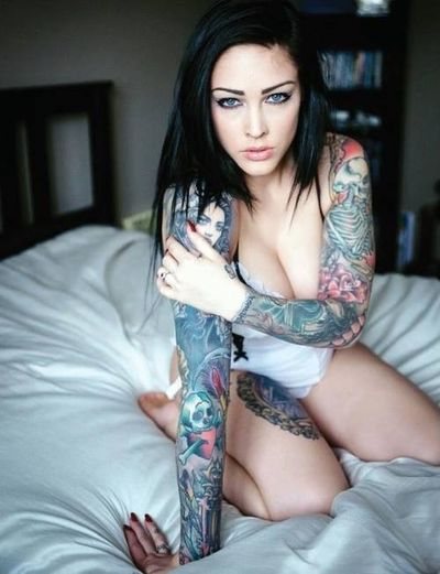 Awesome tattoo for more visit 0ct0 for Vagina tattoo tumblr
