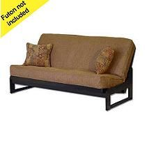 Simmons Futon Cover Dlx Pack Full Size - Palm