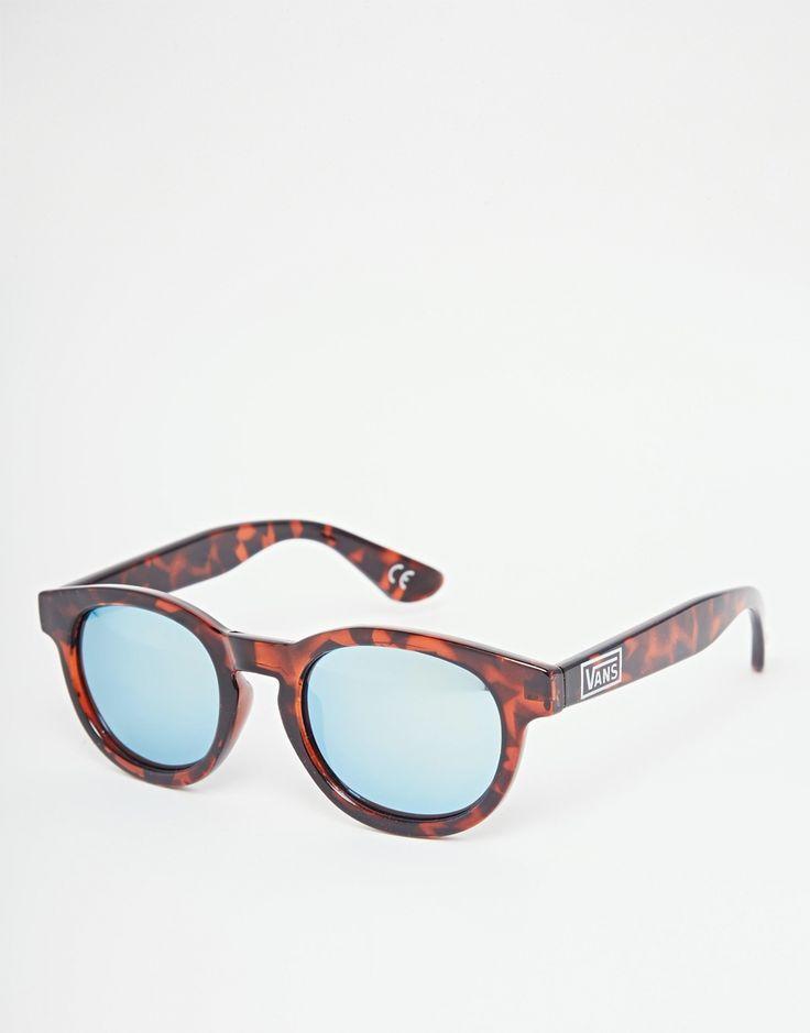 Immagine 1 di Vans - Occhiali da sole vintage rotondi