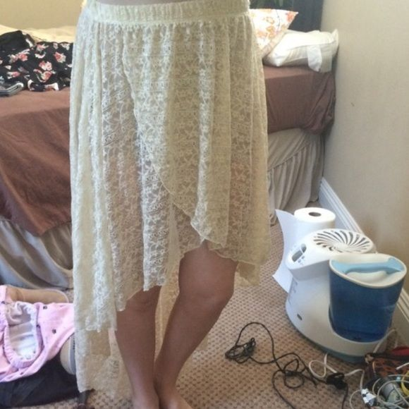 17 best ideas about white lace skirt on lace