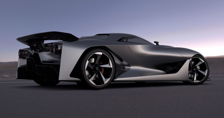Nissan Concept 2020 Vision GT: The Next Nissan GT-R? Click to watch the video!