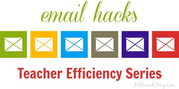 It is time for teachers to manage email instead of letting email manage them. Let's explore some email hacks to take hold of your inbox.