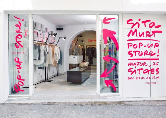 Sita Murt Pop Up Store