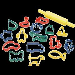 ENDING SOON.  Grab a set of cookie cutters for your kitchen now.  Keep little ones entertained while you prepare the evening meals