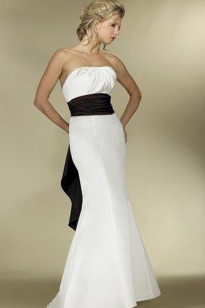 abito sposa fascia