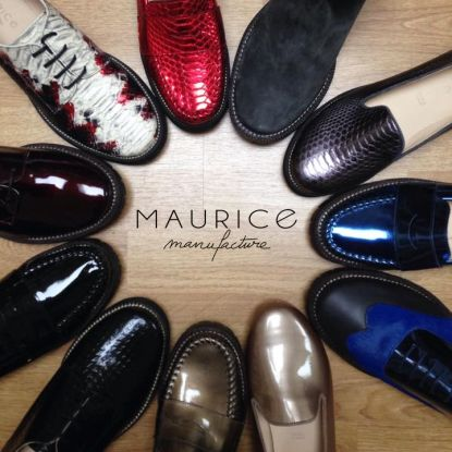 Lookbook Hiver 2015 | Maurice Manufacture