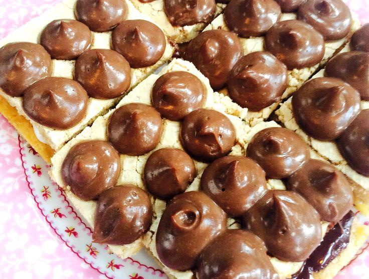 Resep l Martjie se sjokolade-en-haselneut-vlaskywe