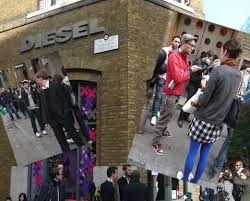 diesel dirty thirty jeans london store