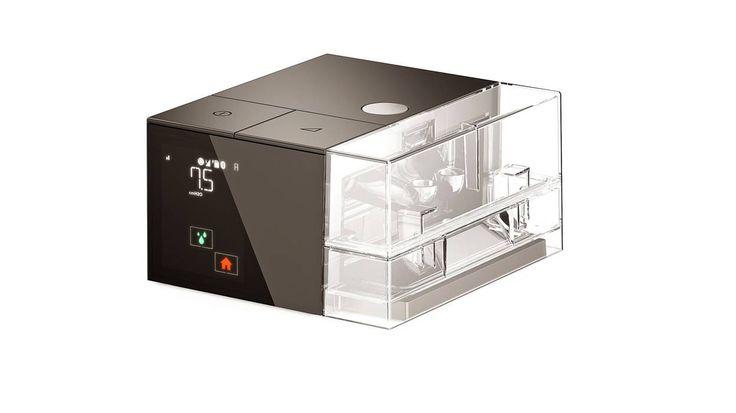 #Apnée du sommeil : un nouveau dispositif connecté imaginé par le designer Philippe Starck - RTBF: RTBF Apnée du sommeil : un nouveau…