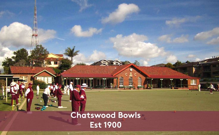 Proud to present the game of Lawn Bowls in the centre of northern Sydney. www.chatswoodbowls.com.au