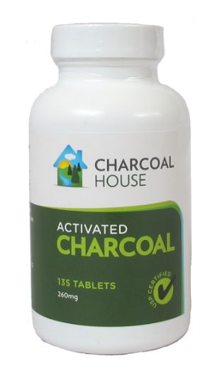 Future review I will be doing, stay tuned ..... Activated Charcoal Tablets 135 count  NEW!