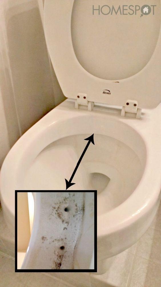 Il mantenimento di un bagno pulito (lungo) -1 / 4 tazza di bicarbonato di sodio -1 / 2 tazza di aceto -2 tazze di acqua calda