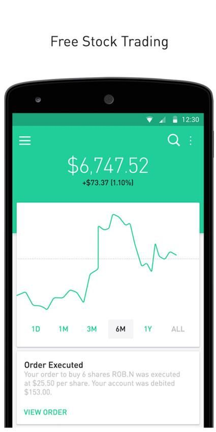 The Robinhood app is a great way to dive into the stock market to invest your money without necessarily being an expert