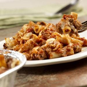 Now and Later Baked Ziti