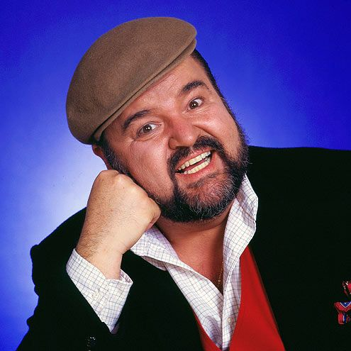 Dom DeLuise  July 20, 1958 - June 28, 2009  He had the best smile and a laugh that made you laugh with him - even if you didn't know why he was laughing.