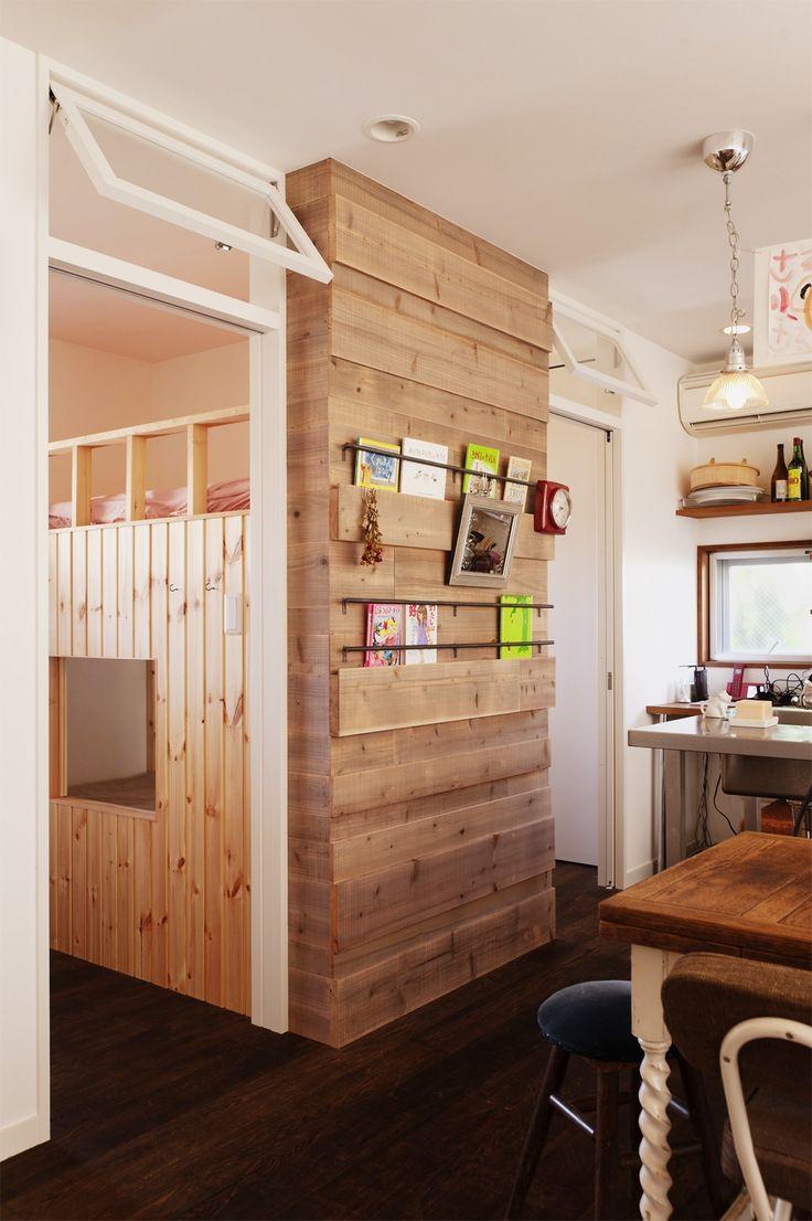 リフォーム・リノベーションの事例|室内窓 飾り棚|施工事例No.343くるくる楽しい子供部屋!|スタイル工房