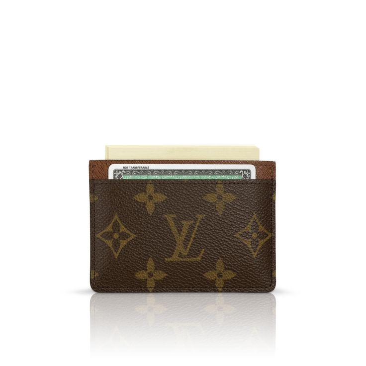 Card Holder via Louis Vuitton