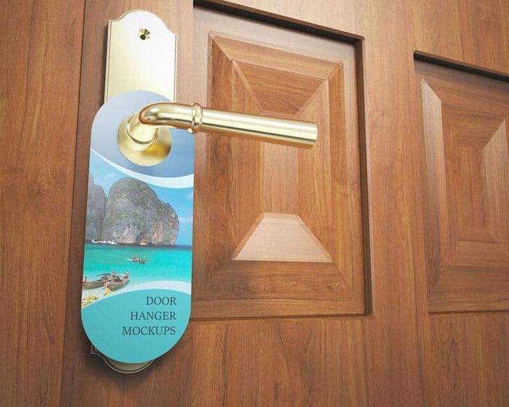 This is a great and realistic door hanger mockup set which contain 4 set of PSD files, this door hanger mockups will save your time and will help you a lot when presenting your works to the clients, all objects,