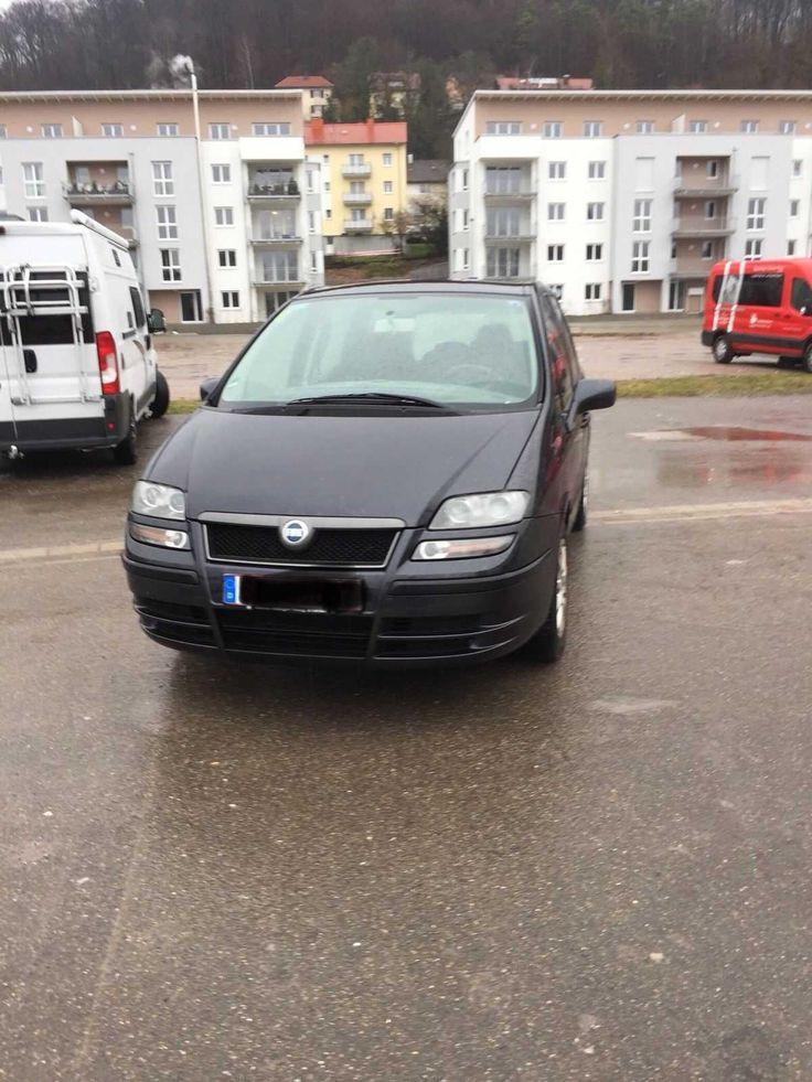 Fiat Ulysse 2.0 Jtd   Check more at https://0nlineshop.de/fiat-ulysse-2-0-jtd/