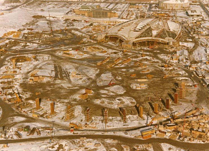 alouettes stade olympique 1976 - Recherche Google