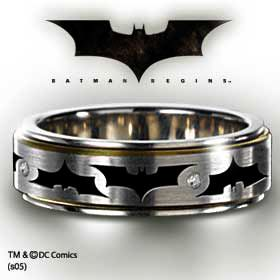 Batman ring                                                                                                                                                     More