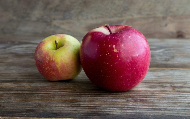 Organic Aztec Fuji Apples - 10 apples