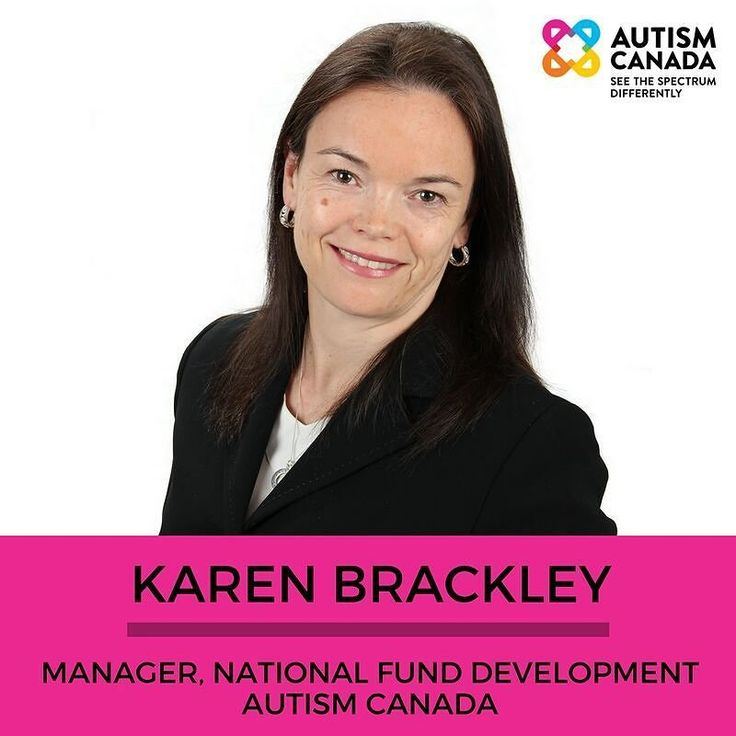 #MeetTheTeam Karen has over 15 years experience developing executing and championing large and small-scale programs and events within the charitable sector. To read Karen's full bio click on her photo here: http://ift.tt/2we3bNi . . And there you have it this concludes our staff introductions. We hope you enjoyed learning about and putting faces to the members of Autism Canada's team.