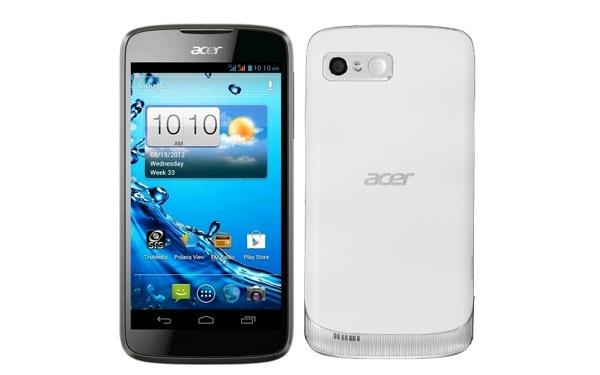 Acer Liquid Gallant Duo, lo smartphone android dual sim