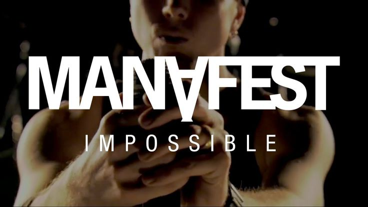 Impossible by Manafest featuring Travor of T.F.K. I would say the chorus can be a worship. It seems impossible for me to lose control, give it to God