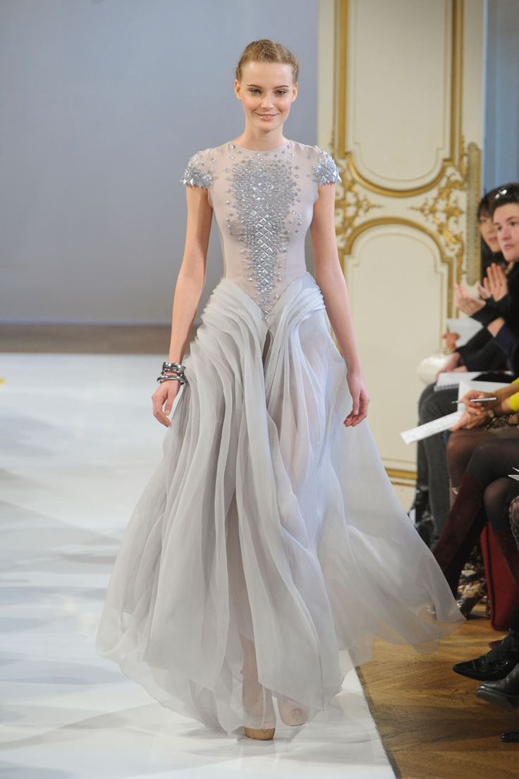 Christophe Josee at Couture Spring 2012