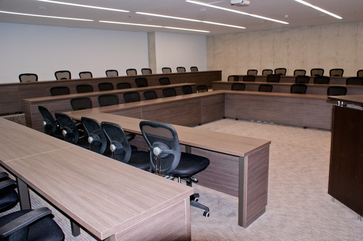 Aula Magistral. Universidad EAN. Bogotá, Colombia -Suramérica-
