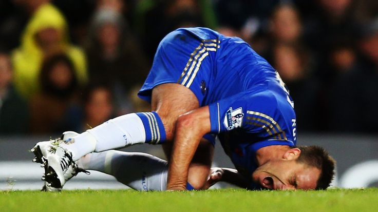 John Terry avoids knee ligament damage, out for 'weeks, not months' - SBNation.com