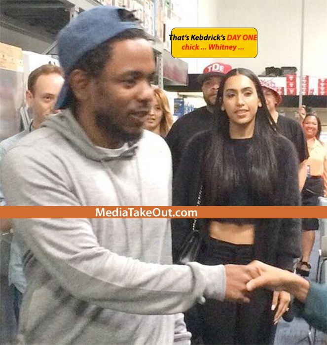 Who is kendrick lamar dating in Melbourne