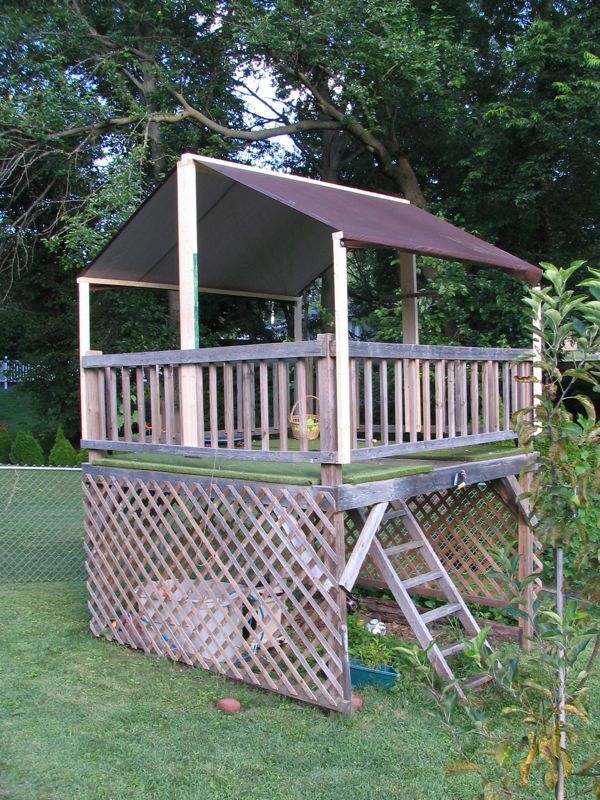 treehouse roof idea for the home pinterest