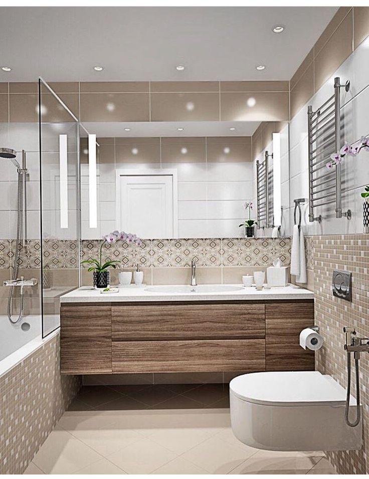 14 best Hall bathroom images on Pinterest   Vanity bathroom ...