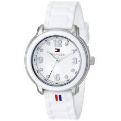 Tommy Hilfiger Silcone Ladies Watch 1781418