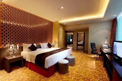 Grand Swiss-belHotel Medan - Presidential Suite Room
