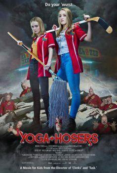 Yoga Hayranları izle, Yoga Hosers Filmi Full Hd izle, Kanada'nın sessiz ve sakin bir şehri olan Winnipeg'de yaşayan iki kızı konu etmektedir. Colleen McKen