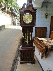 Jam Hias Minimalis Jepara | Alfah Furniture